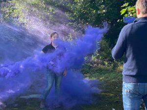 Smoke Bomb Kay
