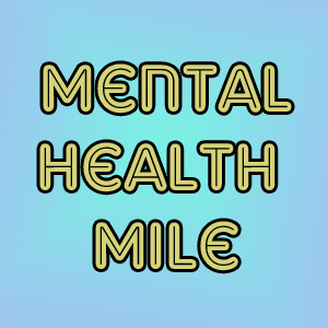 Mental Health Mile raising awareness