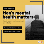 awareness mens mental health